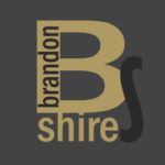 Brandon Shire author logo